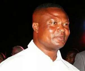 The late Sly Tetteh
