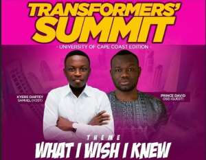 Prince David Osei To Empower Gh Youth Through Transformers' Summit At UCC
