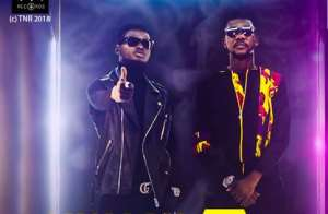 "Video: TiC, Kuame Eugene Out With ""Kwani Kwani"" Pt2"