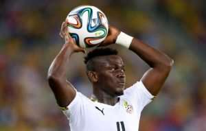 Daniel Opare: Kwadwo Asamoah Adds Quality To Ghana Team Against Kenya
