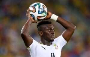 Daniel Opare: Kwadwo Asamoah Adds Quality To Ghana Team Against Kenya