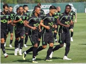 Ghana Defender Lumor Agbenyenu Begins Training With Sporting Lisbon After Injury Return