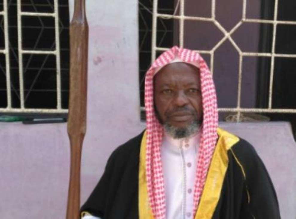 Imam Ahmed Adams