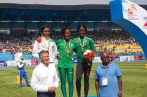 IAAF Inter-Continental Cup 2018: Ghana's Janet Amponsah In Action Today