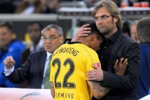 Liverpool Coach Jurgen Klopp Gives His Players The Very Best In Everything - KP Boateng Reveals
