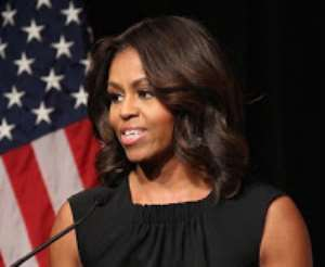 Why Michelle Obama Never Talked About Aids?
