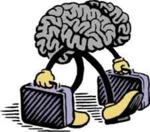 Poor countries face 'brain drain'