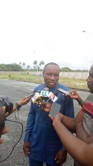 Ellembelle DCE, Kwasi Bonzo
