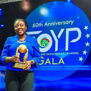 Two Nigerians Included In 2017 JCI Ten Outstanding Young Persons Of The World List