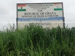 Komenda Sugar Factory Could Work In 12 Months If....