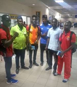 Three Ghanaian Boxers For Juma International Tournament In Turkey