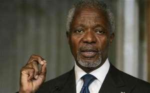 University Community Pays Tribute To Kofi Annan