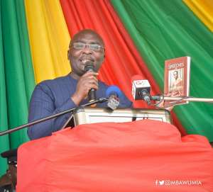 Free SHS will help create many Busias from poor families – Vice President Bawumia