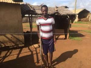 Injured Victim Of Election 2016 Violence Begs NPP For Help