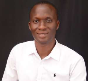 Mr Ralph Apetorgbor, Deputy Communications Officer, Anyaa-Sowutuom Constituency
