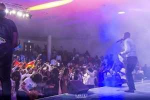ABNTV GospelFest: Joe Mettle Rocks Fans In London
