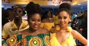 Photos: Sister Derby, Lydia Forson Who Rock Natural Hair Better?