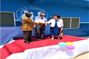 Latter-Day Saints Charities Supports UPCO With Four-Classroom Block