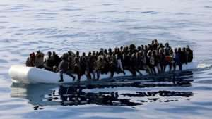 Report Say Scores Have Drown Off Libyan Coast