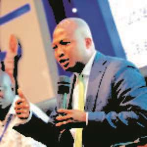 $50bn Century Bond Ruffles NDC...Samuel Okudzeto Ablakwa Leads Opposition