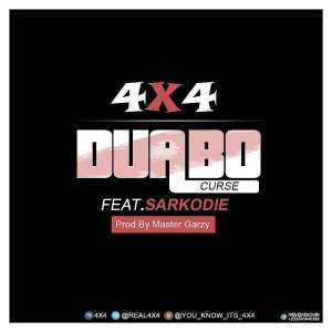 New Release: 4x4 Ft Sarkodie—Duabo (Prod By Mix Master Garzy)
