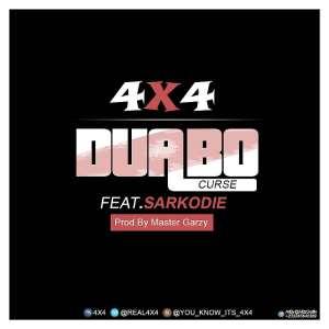 New Release: 4x4 Ft Sarkodie—Duabo (Prod By Mix Master Garzy)
