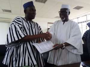 Outgoing Upper East Minister To Begin Duties At The Presidency