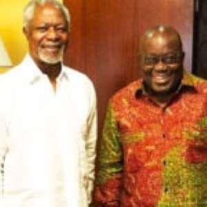 World Leaders Honour Kofi Annan