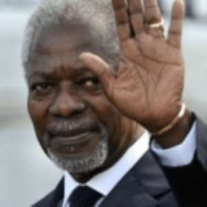 Tribute to Kofi Annan, From His Family