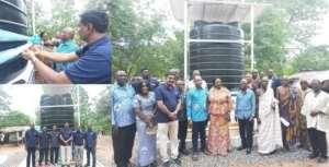 Project Maji, VRA Provide Water Facility For Korankyi