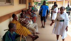 Sunyani:Physician Assistants In Regional,Municpal Hospitals Disregard Strike