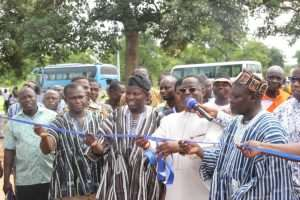 Energy Minister Commissions 26 Solar-Powered Health Facilities In 3 Regions