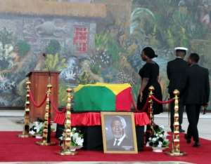 Ghana Continues To Mourn Her Illustrious Son - Kofi Annan