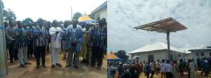 Government Inaugurates 26 Solar-Powered Micro-Grids