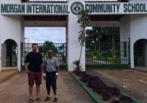 Fankobaa United FC Sign Agreement With Morgan International School