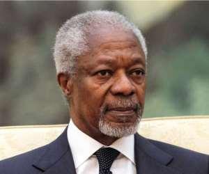 Fetehman SHS Pays Glowing Tribute To Kofi Annan