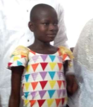 Upper West GNA Opens Donation Book To Support Girl Born Without Anus