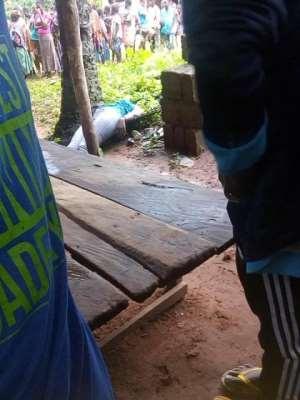 Lightening Kills Trader At Pai Katanga