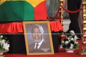 Kofi Annan Could Always Make You Laugh, He's Irreplaceable