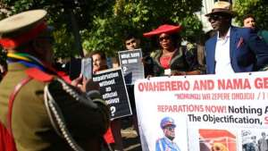 The Herero and Nama have brought a legal action in United States on reparations from Germany.