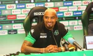 Genoa President Enrico Preziosi Bemoans Not Re-Signing Sassuolo Star Kevin Prince Boateng