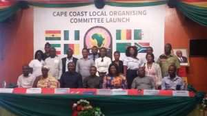 2018 Women's AFCON: Venue LOC Inaugurated In Cape Coast