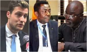 FIFA/CAF Mission To Set Up Normalization Committee Arrives In Ghana