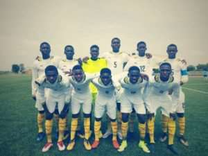 We Are Well Prepared For Ivory Coast - Black Starlets Captain Alhassan Uzair