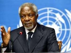 Kofi Annan defends International Criminal Court despite Africa row