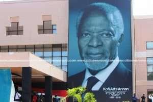 Rawlings: Kofi Annan Is A Great Loss; He Was A 'Rare Breed'