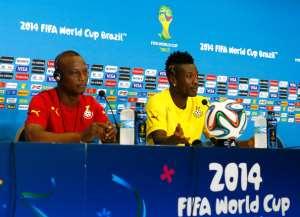 Coach Kwesi Appiah Spoke To Asamoah Gyan Before Excluding Him From Kenya Clash - Samuel Anim Addo