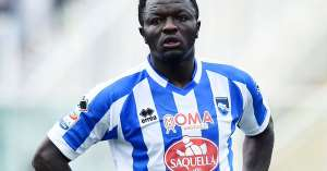 Sulley Muntari releases press statement regarding reports of  his arrest by Italian police