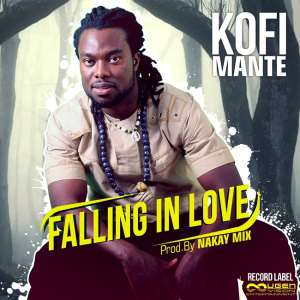 Kofi Mante Sets To Make Waves With