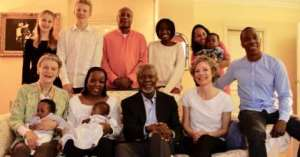 The Untold Family Story Of Kofi Annan